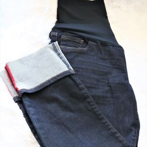 KUT From The Kloth Maternity Jeans- Dark Wash Sz 8